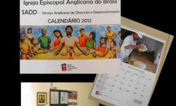 Calendário Litúrgico 2012