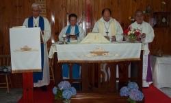 Missão São Francisco de Assis realiza festa para as crianças