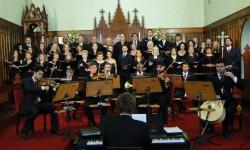 SESI Catedrais leva grande público à Igreja do Redentor