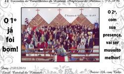 Encontro de Cursilhistas da Diocese Anglicana de Pelotas