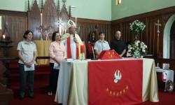 Confirmação na Catedral do Redentor 20122015