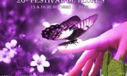 Festival de Flores – 15 à 18 de Outubro