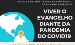 VIVER O EVANGELHO DIANTE DA PANDEMIA DO COVID19