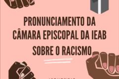 Carta da Câmara Episcopal sobre o Racismo