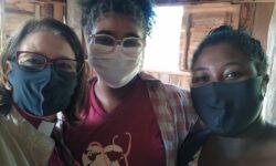 Visita aos Quilombolas de Canguçu