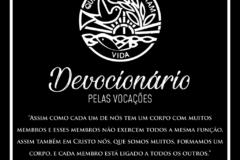 DEVOCIONÁRIO PELAS VOCAÇÕES