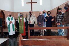 Visita Episcopal à Paróquia Santo André